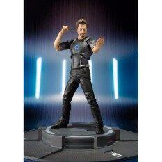 ราคา โมเดล โทนี่ สตาร์ค ภาพยนตร์ ไอรอน แมน 3 พร้อมฐานเปลี่ยนชุดเกาะ S H Figuarts Model Tony Stark Iron Man 3 Action Figure เกรด Aaa ใหม่ล่าสุด