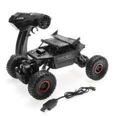 รถอ๊อฟโรดไต่หิน บอดี้เหล็ก Rock Crawler 4x4 2.4g  จอมพลัง 3 สี  Yl06 1:18 4wd .
