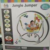 8c2e01f75e81 จั๊มเปอร์เก้าอี้กระโดด 360 องศา เสียงดนตรีสีส้ม Jumper Jungle Jumbo ...