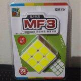 ส่วนลด สินค้า รูบิค 3X3X3 บิดลืน บิดคล่อง 100 Rubik Cube 3X3X3