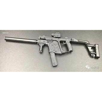 ชุดโมเดลปืนประกอบทหารซีรี่ย์4 2in1 โมเดลปืน KISS VECTOR + และซีรี่ย์123 จำนวน 1ชิ้น คละแบบในกล่อง