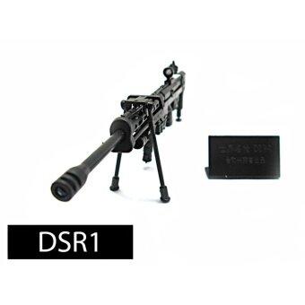 โมเดลปืนทหาร 4D Model: DSR1 (SET B)