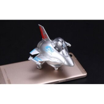 โมเดลเครื่องบินไข่: 4D Model Egg Plane: F-16