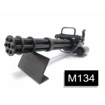 โมเดลปืนทหาร 4D Model: M134 (SET B)