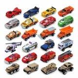 ส่วนลด 4Pcs A Lot 1 64 Diecast Alloy Toy Car Model Christmas Gift For Children Kids Intl Agbistue