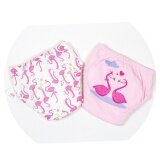 ซื้อ 4Pcs Lot Fix Layers Waterproof Baby Training Pants Mix Color For Kids Cloth Diaper Panties Washable Underwear Nappy Pant G*rl Size 90 Intl จีน