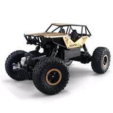 ส่วนลด รถไต่หินบอดี้โลหะ 4Wd Alloy Monster Rock Crawler Gold Babybear