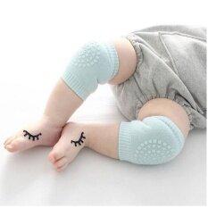 5 คู่เด็กทารกเข่าป้องกันผู้คุ้มครองเบาะ Pads ความปลอดภัยเด็กอบอุ่นถุงเท้าถุงน่องเสื้อผ้าป้องกันลื่นป้องกันลื่นข้อศอกข้อศอกป้องกันเด็กวัยหัดเดินเดิน Crawening Bruises - นานาชาติ.