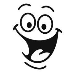 5 ชิ้น Funny Big ถุงเท้าเด็กรูปยิ้มสติ๊กเกอร์ตบแต่งสำหรับห้องน้ำห้องนั่งเล่นห้องนอนห้องครัวของตกแต่งบ้าน - Intl.
