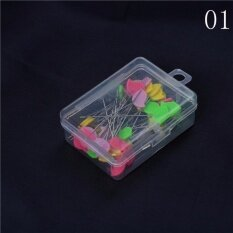 50pcs Patchwork Pins Flower Animal Head Pins Diy Quilting Tool Sewing Accessory Birds - Intl By Greenwind.