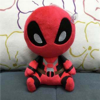 8 นิ้วขายดี Q รุ่น X - Men ภาพยนตร์เดดพูลตุ๊กตาขยับแขนขาได้ของเล่นตุ๊กตา-