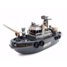 ของเล่น เรือใส่ถ่าน วิ่งในน้ำ สามารถเล่นในอ่างอาบน้ำได้  ขนาด 9*23*12 Cm..