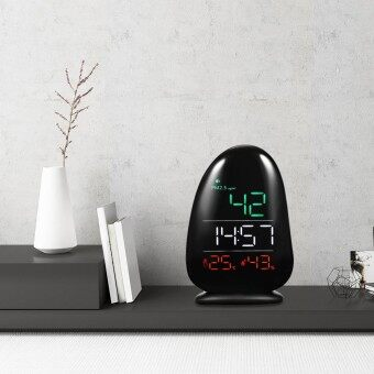 A8 Indoor Air Quality Detector Accurately Testing Monitor with PM2.5 / Temperature / Humidity Display - intl