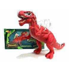 ไดโนเสาร์ 3d (เดินได้ มีเสียง มีไฟ).