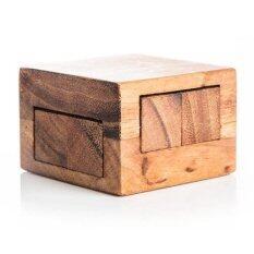 ราคา Ama Wood ของเล่นไม้ กล่องรหัส Magic Drawer เป็นต้นฉบับ