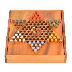 Ama Wood ของเล่นไม้แบบกล่อง ดาว 10 เป็นต้นฉบับ