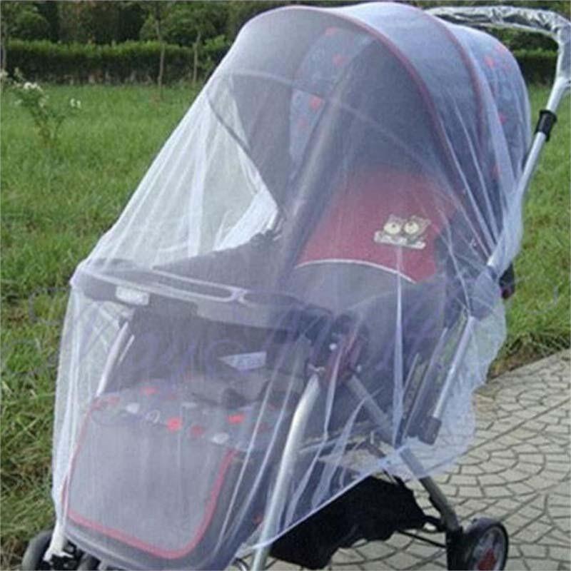 ที่ไหนขาย  Amart Summer Safe Baby Carriage Insect Full Cover Mosquito Net Baby Stroller Bed Netting - intl รุ่นนี้ขายดีอันดับ 1