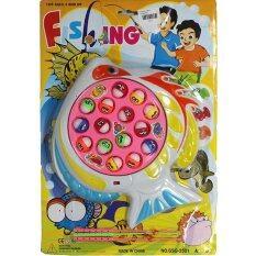 Anda Toy เกมส์ตกปลา ตกปลาตะเพียน 2501.
