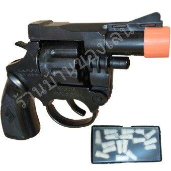 ANDA TOY ปืนแก๊ป ปืนแก๊ปสั้น สีดำ 8248