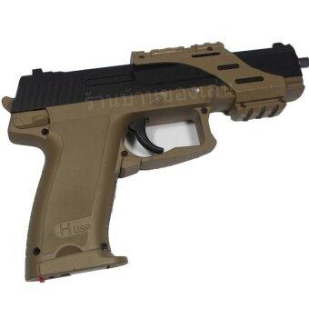 ANDA TOY ปืนสั้น ปืนไฟฟ้า ระบบออโต้ ยิงกระสุนน้ำเจล HD15-1