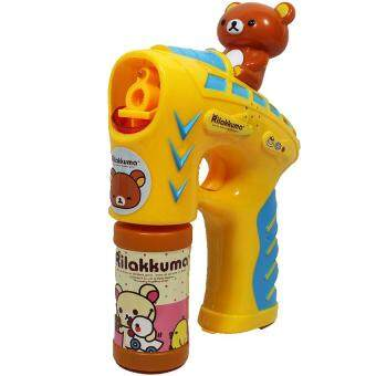 ANDA TOY ของเล่น ริลัคคุมะ ปืนเป่าฟองริลัคคุมะ RI3115