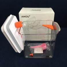 Ankou กล่องเก็บนมผง สุญญากาศ ขนาด 1700มล. By Superbee.