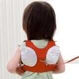 ซื้อ Anti Lost Harness Leash Backpack For Children Angel Design Toddler Walking Assistant Strap Rein Baby Safety Intl Unbranded Generic