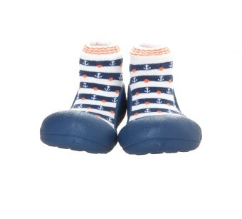 Attipas รองเท้าหัดเดิน รุ่น Marine สี Navy Size M