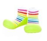 ราคา Attipas รองเท้าหัดเดิน รุ่น Rainbow สี Green Size M ออนไลน์