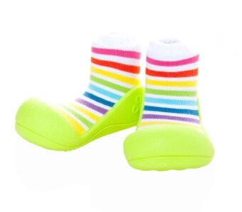 Attipas รองเท้าหัดเดิน รุ่น Rainbowสี Green Size M