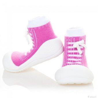 Attipas รองเท้าหัดเดิน รุ่น Sneaker สี Purple Size XL