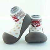 ราคา Attipas รองเท้า Zoo Brown Fox Size Xl 135Mm เป็นต้นฉบับ