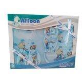 ส่วนลด Attoon ชุดของขวัญ เสื้อผ้าเด็กแรกเกิด สีฟ้า ไทย