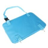 ส่วนลด Auto Car Seat Back Multi Pocket Storage Bag Pad Organizer Holder Accessory Hook Blue Intl จีน