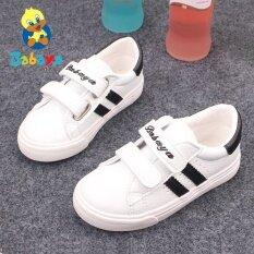 ความคิดเห็น Babaya ฤดูใบไม้ผลิใหม่เด็กชายรองเท้าเด็กรองเท้าผ้าใบ