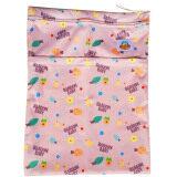 ขาย Baboon Baby กระเป๋ากันน้ำเก็บกลิ่น 2 ช่อง สำหรับพกพากางเกงผ้าอ้อมและแผ่นซับ Marshmallo Pink ถูก Thailand