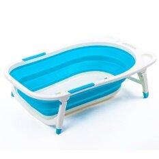 ขาย Baby Bath Tub Baby Bath Basin Baby Supplies Children Bath Bucket Baby Size Folding Bathtub Intl ถูก ใน จีน