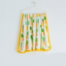 โปรโมชั่น Baby Blanket For Newborns 4 Layers Bamboo Fiber Cotton Muslin Swaddle For Infant Baby Bedding Sheet Play Mat For Kids Bath Towel Intl ถูก