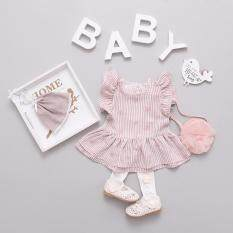 ขาย Baby Clothes Dress Pink Star Yadababy ออนไลน์