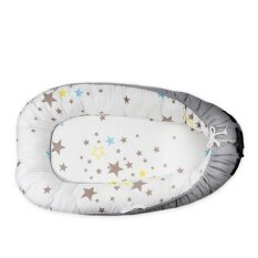 ความคิดเห็น Baby Crib Newborn Baby Portable Multi Functional Baby Bed Baby Nest Child Supplies Specification Stars Accompany You Intl