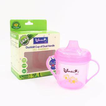 Baby Cups Water Bottles Infant 210 ML Cup Drinking Training Feeding PP BPA Free - intl
