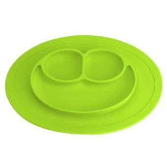 Baby Cute Placemat Plate/Tray Suction Patterns Silicone Placemats for Kids Placemat for Restaurant Easy To Clean Silicone Mat