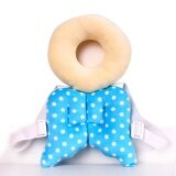 ราคา Baby Head Protection Pad Toddler Headrest Pillow Baby Neck Cute Wings Nursing Drop Resistance Cushion(Blue) ใหม่