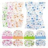 ซื้อ Baby Heart ชุดเด็กอ่อนแรกเกิด หมวก ถุงมือ ถุงเท้า เนื้อนุ่มพิเศษ แพ็ค 4 Set Ff 1 ออนไลน์ ถูก