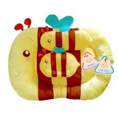 ราคา Baby Heart ที่นอนเด็กอ่อนลายผึ้ง สีเหลือง ใหม่
