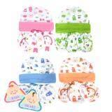 ขาย Baby Heart ชุดหมวก ถุงมือ ถุงเท้า เด็กแรกเกิด ผ้า Cotton แพ็ค 4 เซ็ต Baby Heart ผู้ค้าส่ง