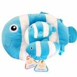 ซื้อ Baby Heart ที่นอนเด็กอ่อน Memo สีฟ้า ใหม่ล่าสุด