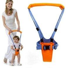 DomybestShop อุปกรณ์หัดเดินสำหรับทารกเข็มขัดช่วยเดินสายรัดความปลอดภัยผู้ช่วย (6-14 เมตร) - INTL