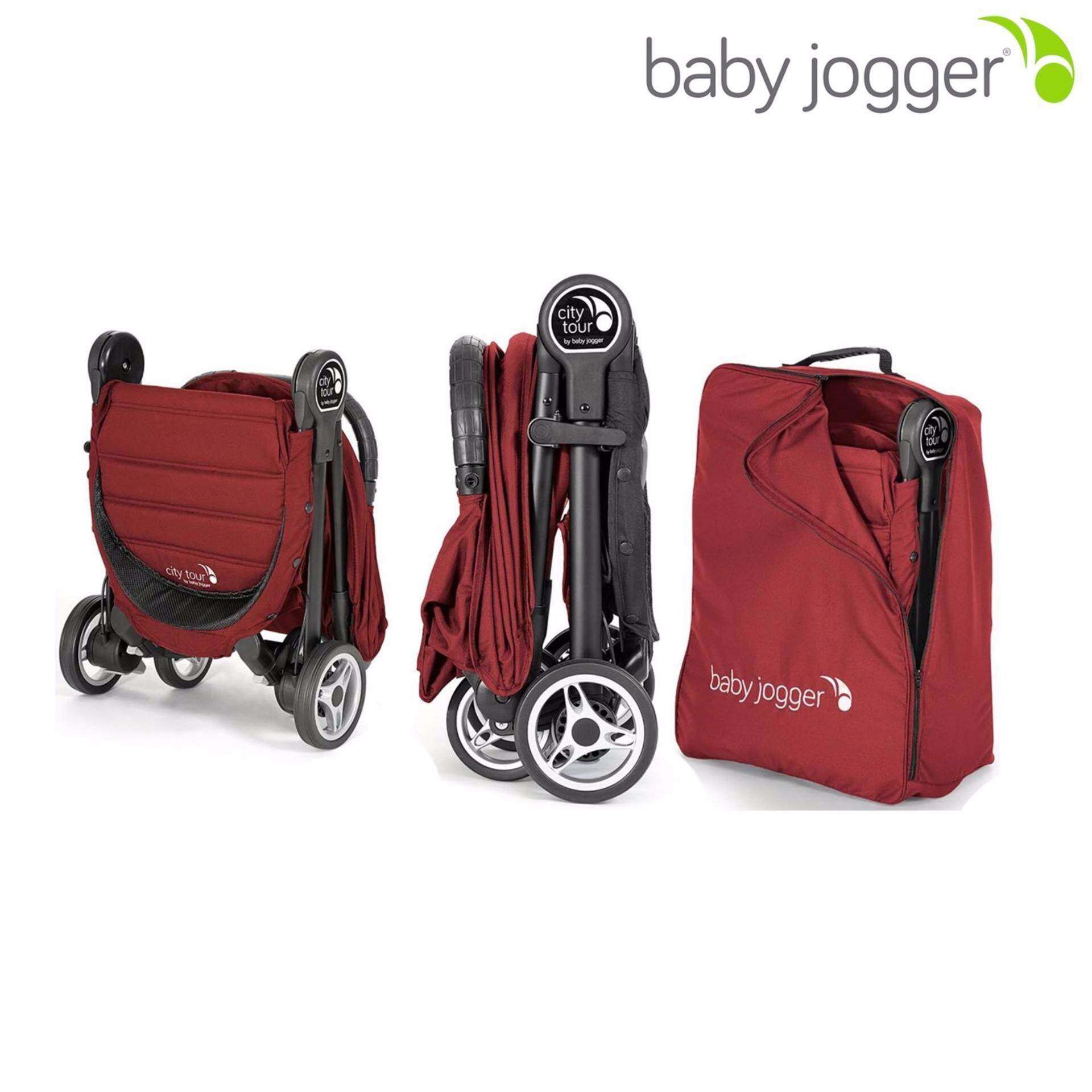 ใครรู้จัก  Baby Jogger รถเข็นเด็ก BABY JOGGER CITY TOUR STROLLER - GARNET เว็บไหนถูกสุด