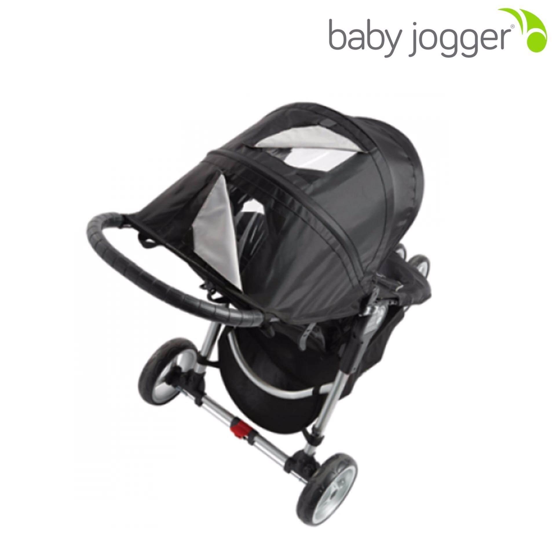 สั่งซื้อ Baby Jogger รถเข็นเด็ก City Mini (Black/Gray) จะซื้อยี่ห้อไหนดี